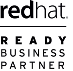 REDHAT READY BUSINESS PARTNER Badge